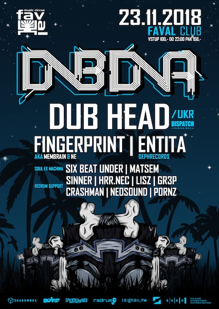 DNB DNA: w/ DUB HEAD (UKR)