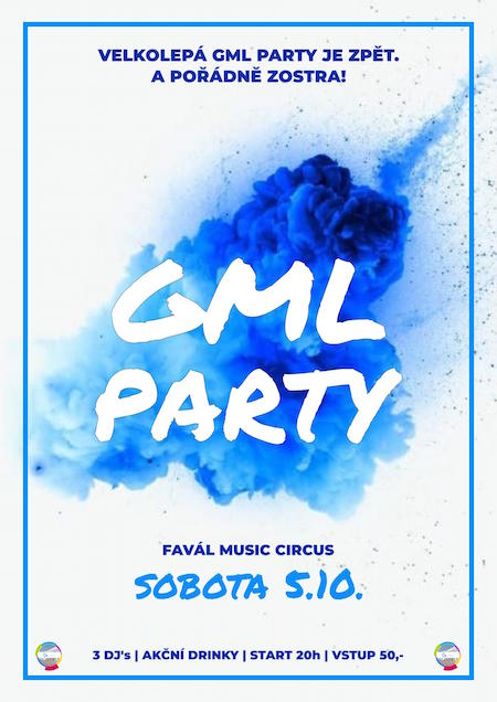 GML PARTY *back to school*