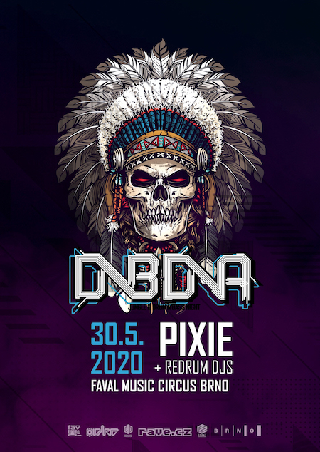 DNB DNA w/ PIXIE & Redrum crew - open air edition